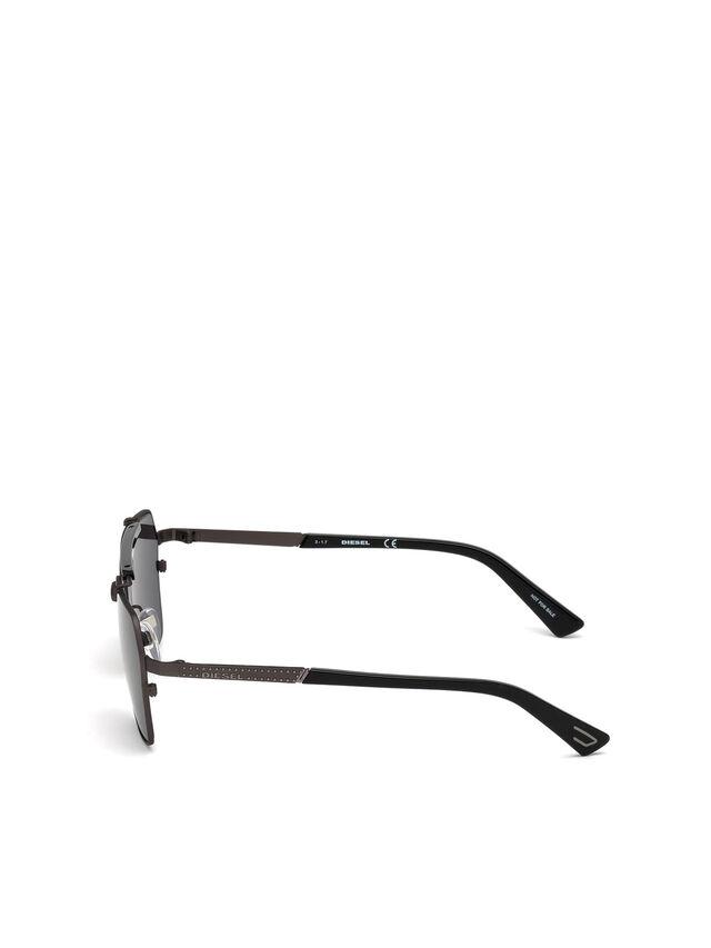 Diesel - DL0256, Negro - Gafas de sol - Image 3