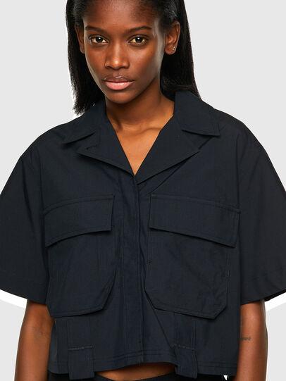 Diesel - C-ADARA-A, Negro - Camisas - Image 3