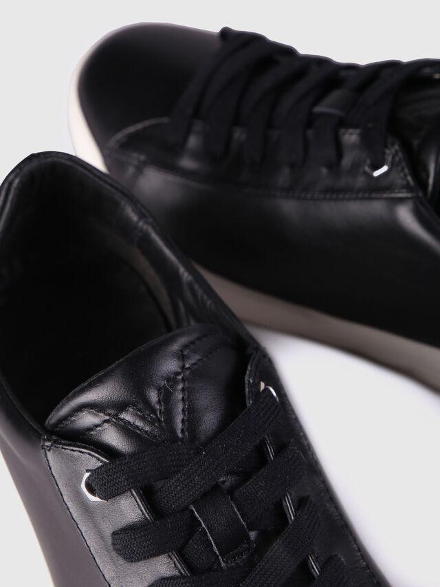 Diesel - S-OLSTICE LOW W, Negro - Sneakers - Image 4