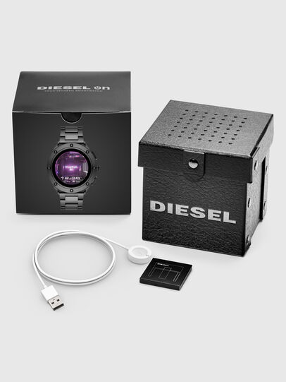 Diesel - DT2017, Gris oscuro - Smartwatches - Image 5