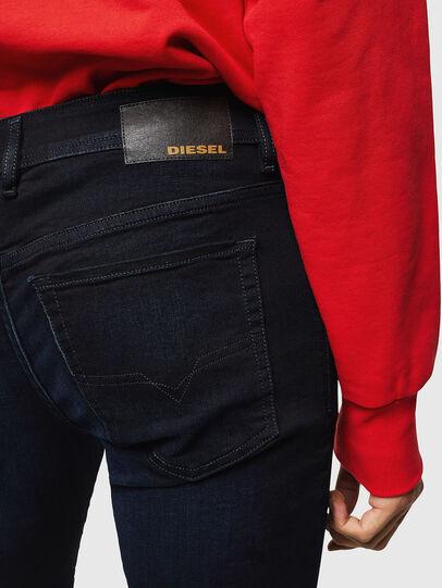 Diesel - Sleenker 0095X, Azul Oscuro - Vaqueros - Image 4