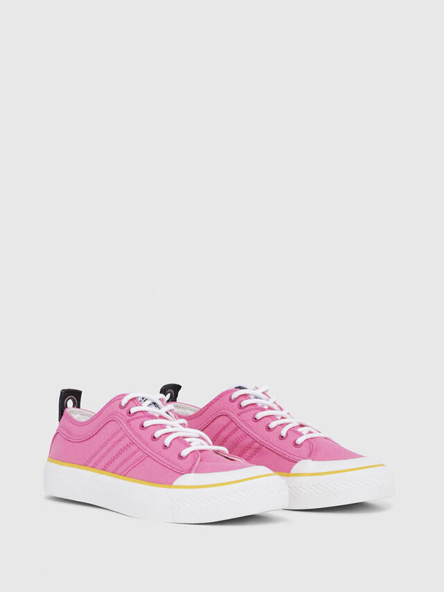 Diesel - S-ASTICO LC LOGO W, Rosa - Sneakers - Image 2