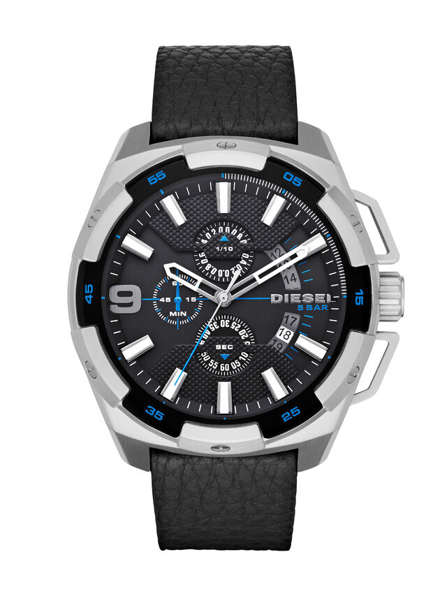 Diesel - DZ4392, Negro - Relojes - Image 1