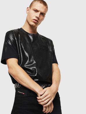 T-JUST-J1, Negro - Camisetas