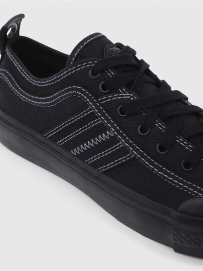Diesel - S-ASTICO LOW LACE W, Negro - Sneakers - Image 4