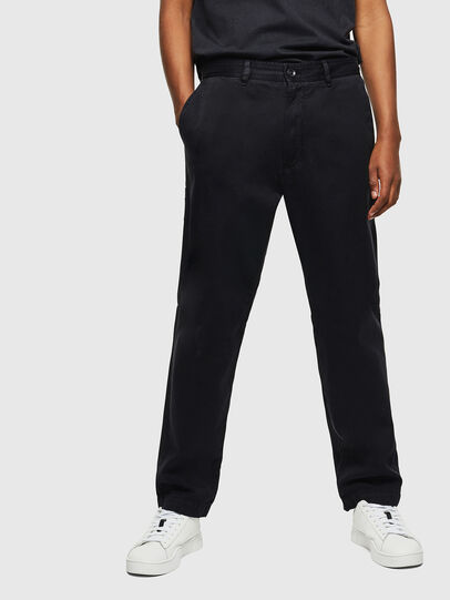 Diesel - P-JOSH, Negro - Pantalones - Image 1