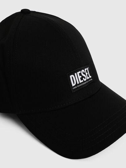 Diesel - CORRY, Negro - Gorras - Image 3