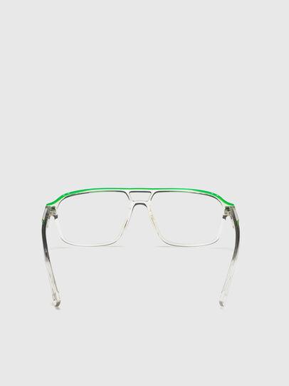 Diesel - DL5309, Verde - Gafas de vista - Image 4