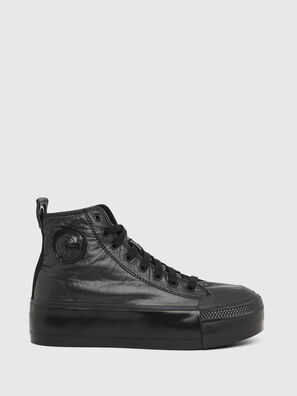 S-ASTICO MC WEDGE, Negro - Sneakers