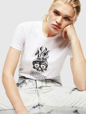 T-SILY-WQ, Blanco - Camisetas