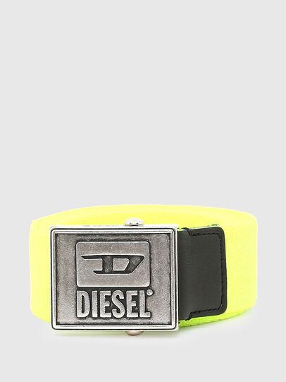 Diesel - B-METALTAPE, Amarillo - Cinturones - Image 1
