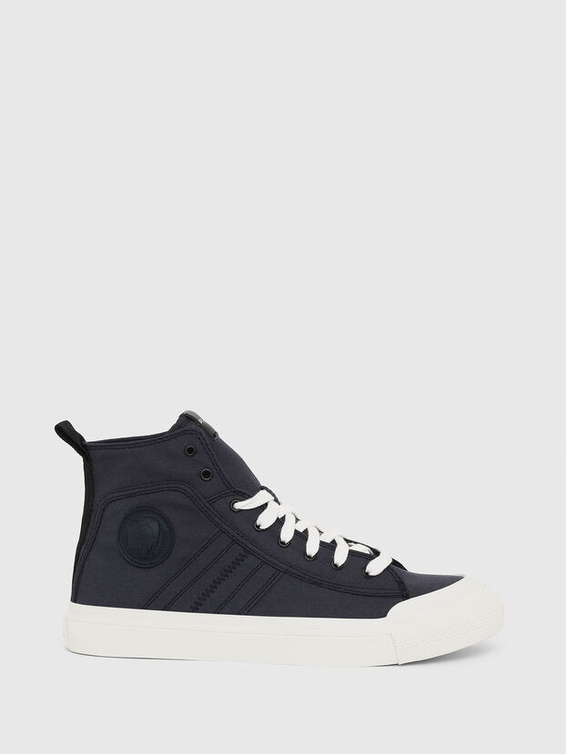 S-ASTICO MID LACE, Azul Oscuro - Sneakers