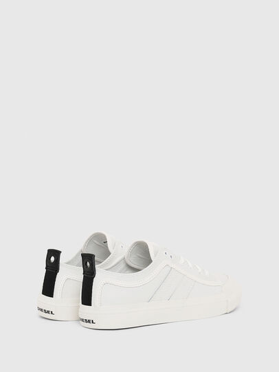 Diesel - S-ASTICO LOW LACE, Blanco - Sneakers - Image 3
