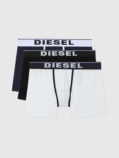 Diesel - UMBX-SEBASTIANTHREEP, Azul marino/Blanco - Boxers - Image 1