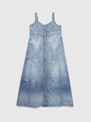 DEARIN, Azul Claro - Vestidos