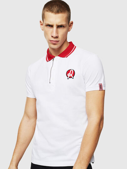 Diesel - LR-T-HART-VIC, Blanco - Polos - Image 1