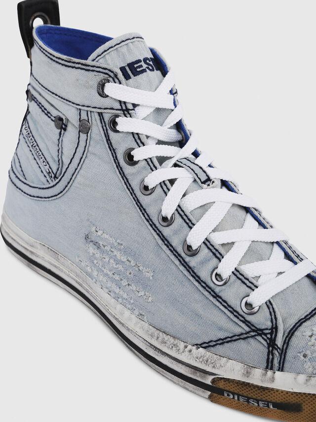 Diesel - EXPOSURE I, Azul Claro - Sneakers - Image 4