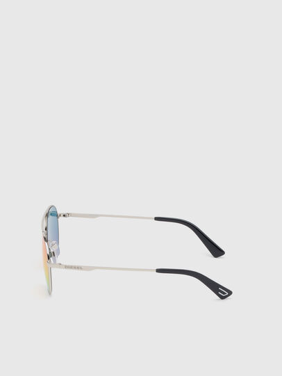 Diesel - DL0286, Plata - Gafas de sol - Image 3