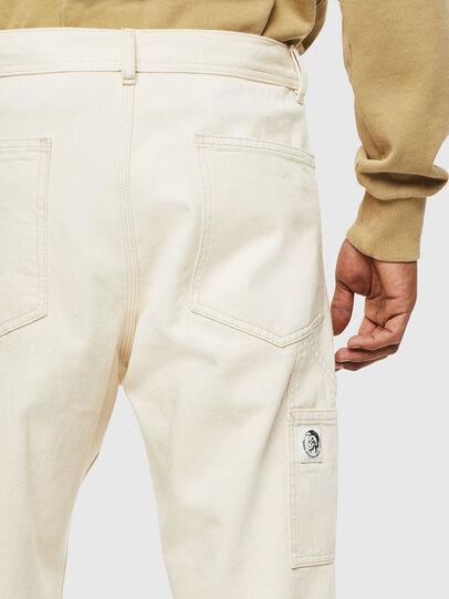 Diesel - P-LAMAR, Blanco - Pantalones - Image 6