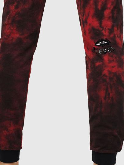 Diesel - UFSET-SILYBYX, Negro/ Rojo - Pijamas - Image 4