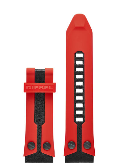 Diesel - DZT0007, Rojo - Accesorios Smartwatches - Image 1