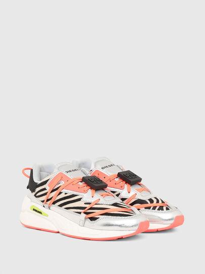 Diesel - S-SERENDIPITY LC EVO, Blanco/Rosa - Sneakers - Image 2
