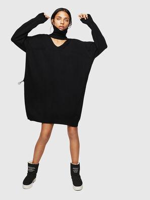 M-LILIA, Negro - Vestidos