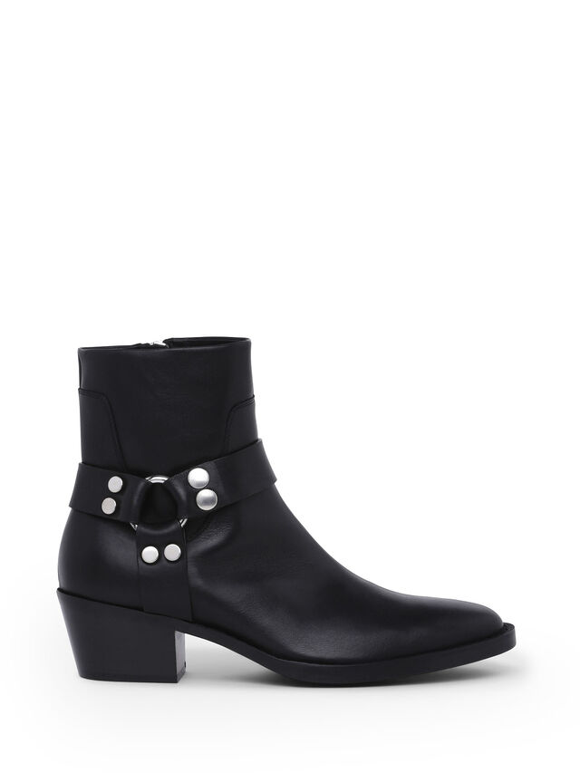 Diesel - SS19-3, Negro - Zapatos de vestir - Image 1