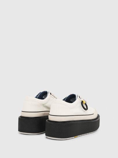 Diesel - H-SCIROCCO LOW, Blanco/Rosa - Sneakers - Image 3