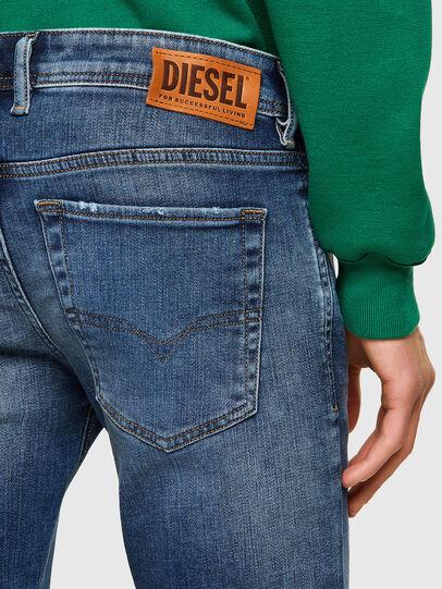 Diesel - Sleenker 009PN, Azul medio - Vaqueros - Image 4