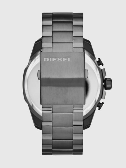 Diesel - DZ4329 MEGA CHIEF, Plata - Relojes - Image 3