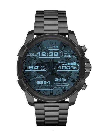 Diesel - DT2004, Gris Metal - Smartwatches - Image 2