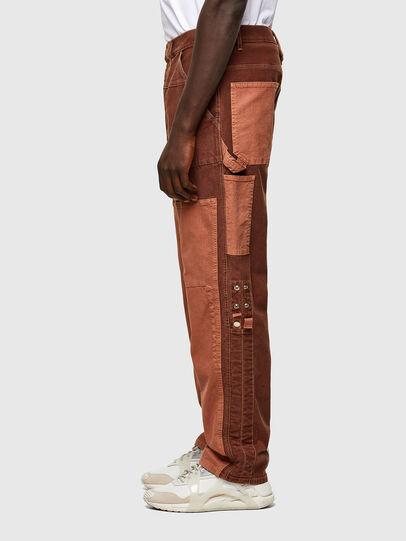 Diesel - D-Franky JoggJeans® 0DDAW, Marrón - Vaqueros - Image 7