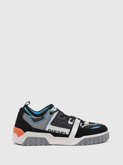 Diesel - S-RUA SL LOW, Negro - Sneakers - Image 1