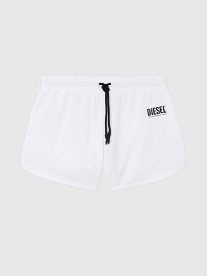 Diesel - UFLB-SHORTER, Blanco - Pantalones - Image 1