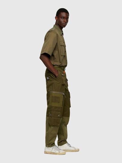 Diesel - P-CYAN, Verde Militar - Pantalones - Image 7