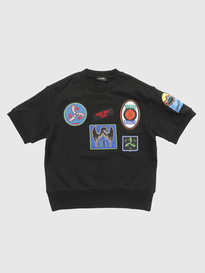 SMAGGYSHPATCH OVER, Negro - Sudaderas