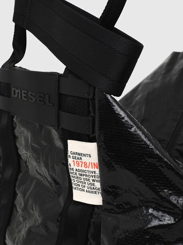 Diesel - D-CAGE SHOPPER, Negro - Bolsos Shopper y Al Hombro - Image 3