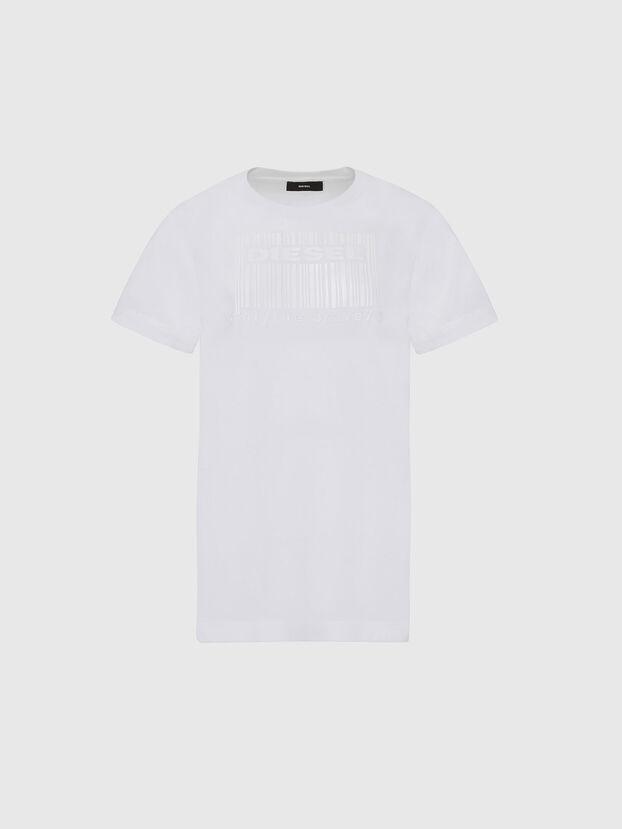 T-DARIA-E2, Blanco - Camisetas