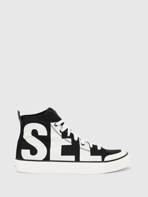 S-ASTICO MC, Negro/Blanco - Sneakers