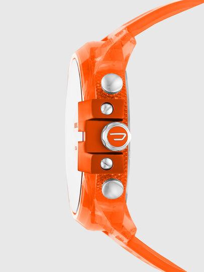 Diesel - DZ4533, Naranja - Relojes - Image 3