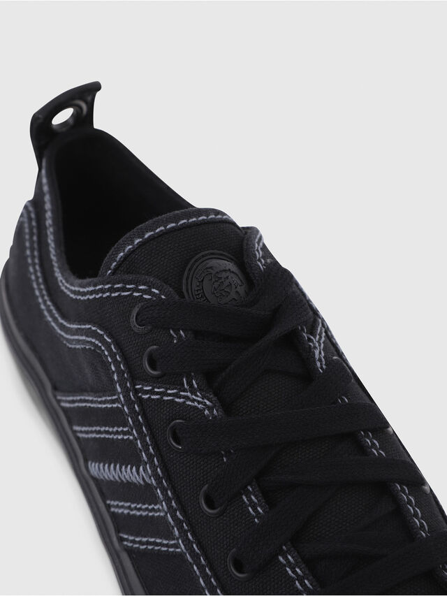 Diesel - S-ASTICO LOW LACE W, Negro - Sneakers - Image 5