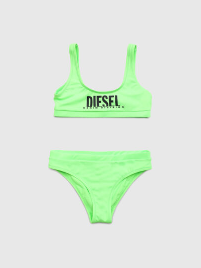 Diesel - MYNGR, Verde Fluo - Moda Baño - Image 1