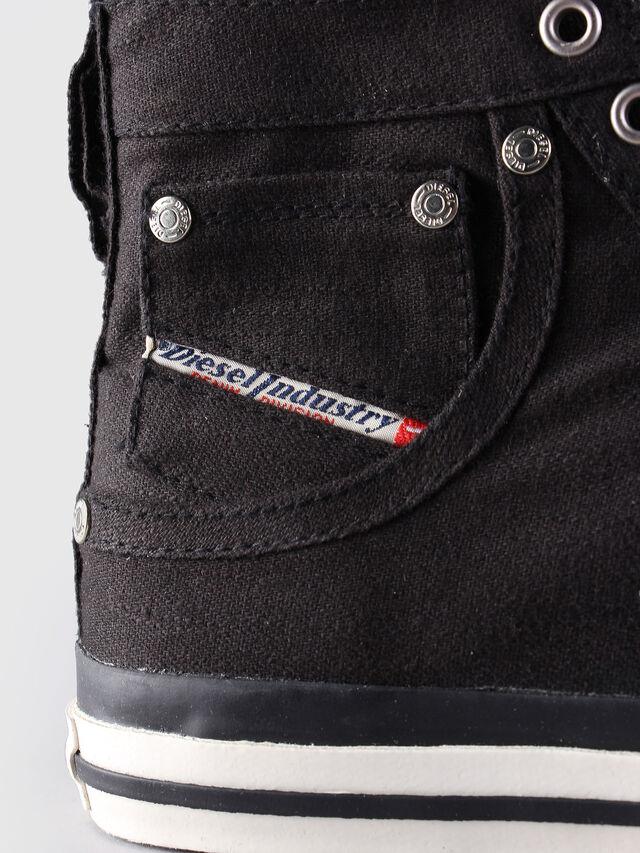 Diesel - EXPOSURE, Negro - Sneakers - Image 5