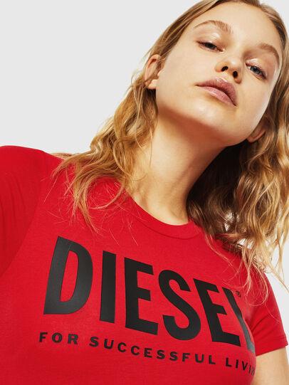 Diesel - UFBY-BODYTEE, Rojo - Bodis - Image 3