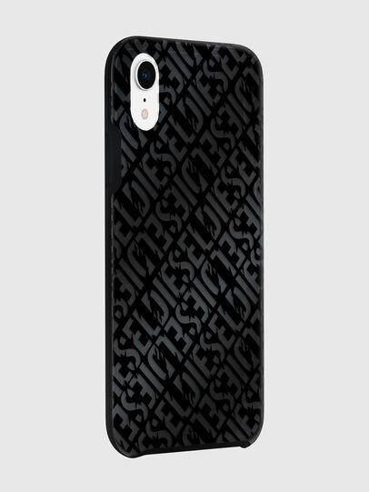 Diesel - DIESEL PRINTED CO-MOLD CASE FOR IPHONE XR, Negro - Fundas - Image 6