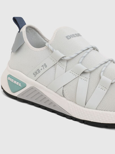 Diesel - S-KB WEB LACE, Celeste - Sneakers - Image 4