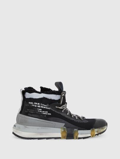 Diesel - H-PADOLA GL, Negro - Sneakers - Image 1