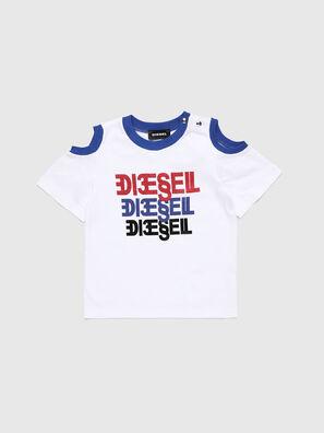 TANIURAB, Blanco - Camisetas y Tops