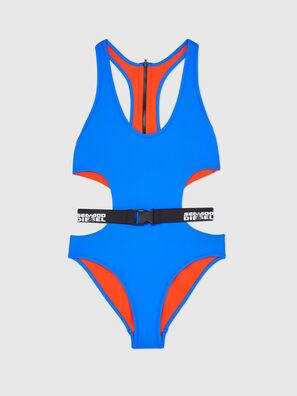 BFSW-DIVERDOO, Azul/Naranja - Bañadores